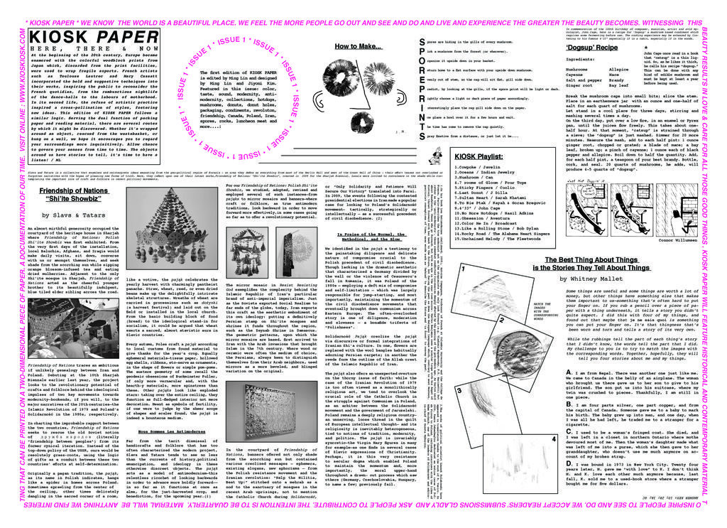 thumbnail of KIOSK-PAPER-Issue-1